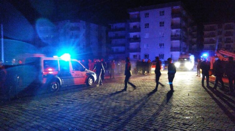 Şanlıurfa haberleri Şanlıurfa'daki patlama - 17 Şubat 2017