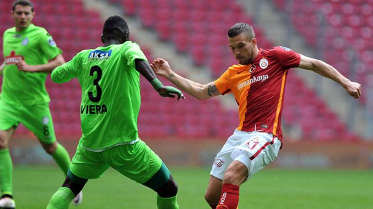 Çaykur Rizespor Galatasaray maçı ne zaman? Kadrosu belli mi?