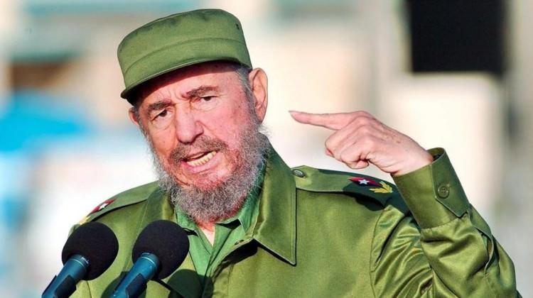 CHP, Castro'nun vasiyetini çiğnedi!