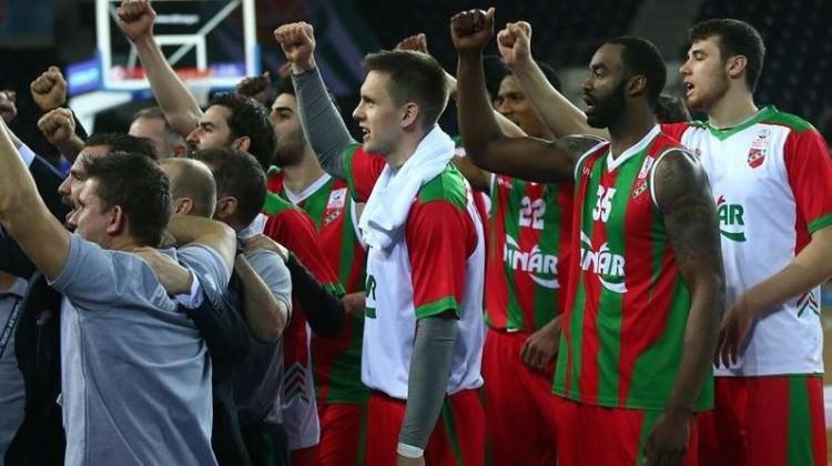 Pınar Karşıyaka'ya Şampiyonlar Ligi'nden müjde