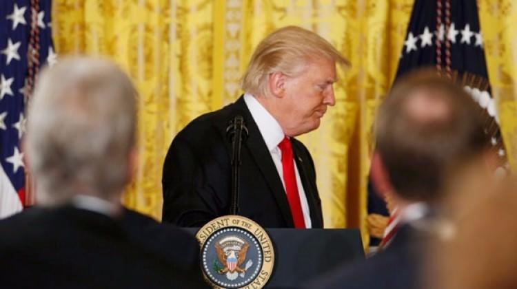 Trump'a bir şok daha!