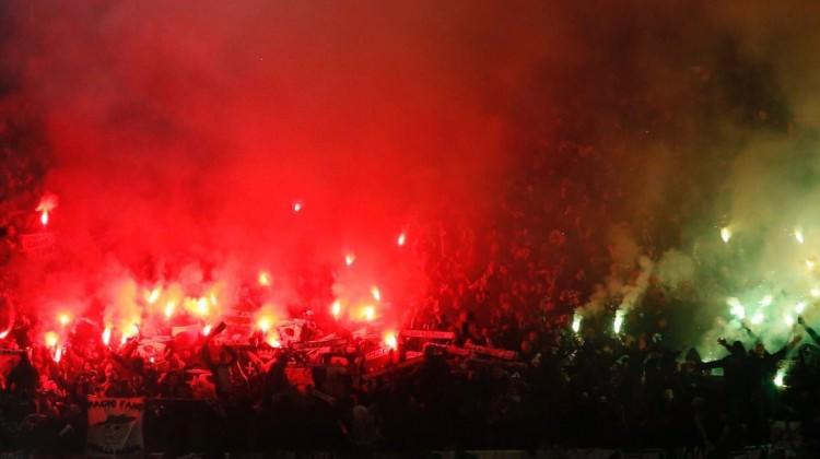 UEFA'dan Saint-Etienne'e şok!