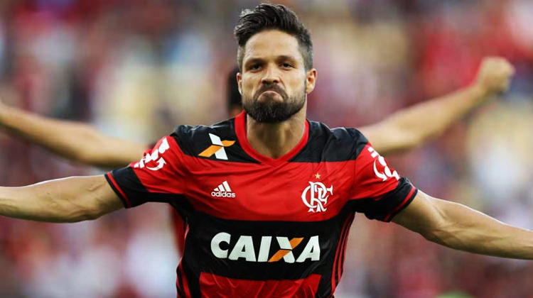 Diego Ribas, Brezilya'da şov yapıyor