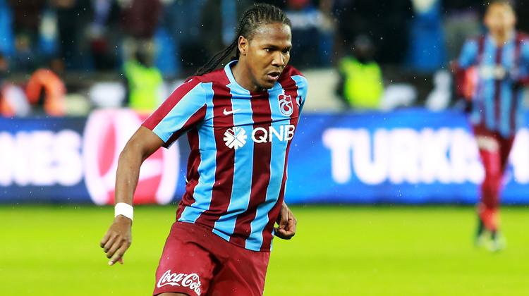 Trabzonspor'da Rodallega krizi! Haciz...