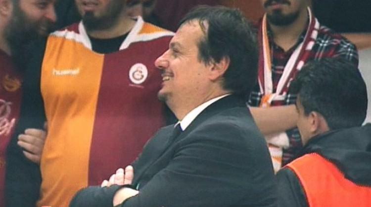Abdi İpekçi'de olay! Ergin Ataman ve taraftarlar..