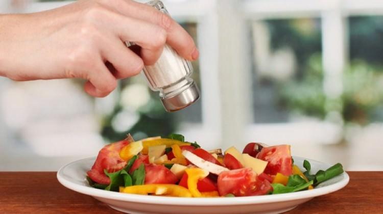 Aşırı tuz tüketimi sağlığınıza zarar veriyor