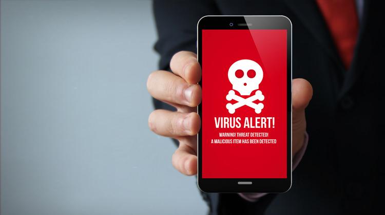 Tehlike kapıda! Telefonunuza virüs bulaşmış olabilir