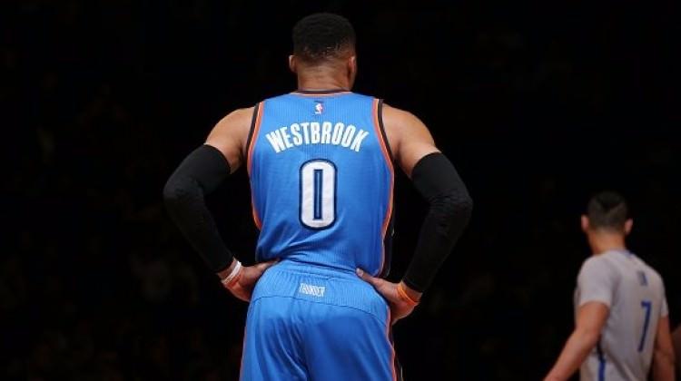 Westbrook rekora adım adım yaklaşıyor...