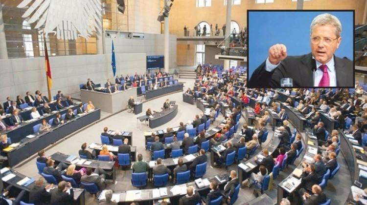 Almanya'dan Türkiye'ye küstah tehdit