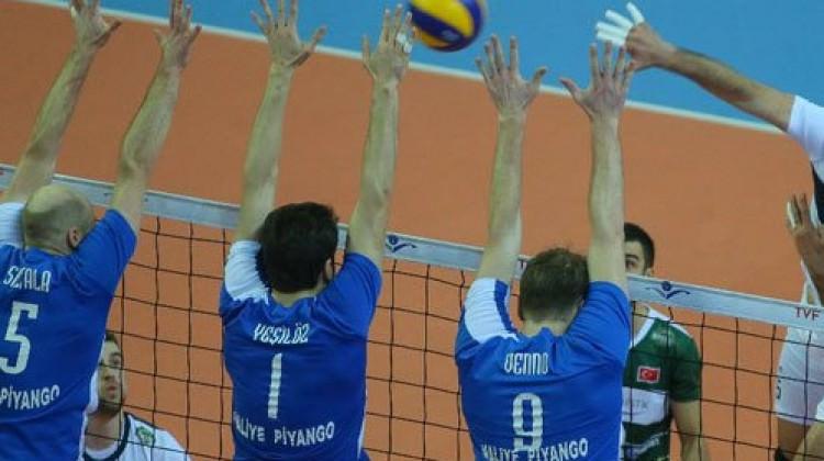 Arkasspor, CEV Şampiyonlar Ligi'ne veda etti