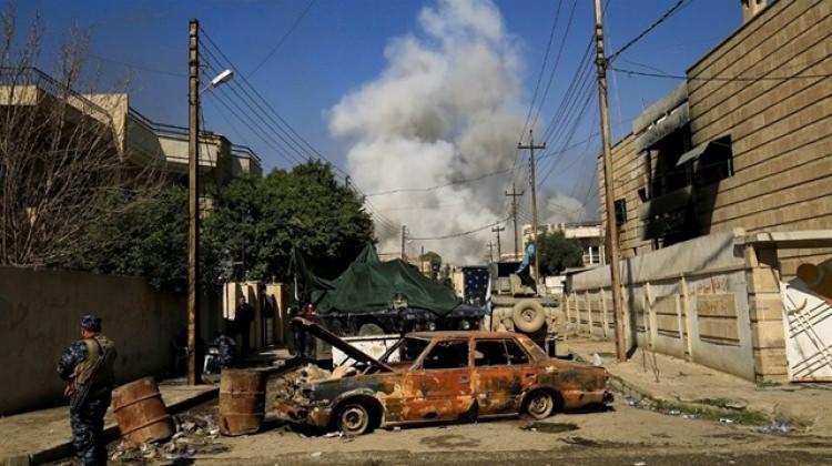 Irak'ta bombalı saldırı: 23 ölü
