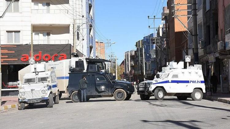 Nusaybin'de 10 mahallede sokağa çıkma yasağı