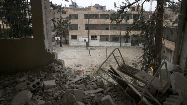 Şam'da şiddetli çatışmalar devam ediyor!