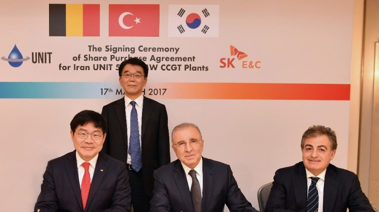 Ünal Aysal ve SK Group'tan dev ortaklık