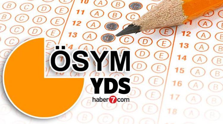 2017 YDS sınav sonucu açıklanma tarihi! ÖSYM'den öğren