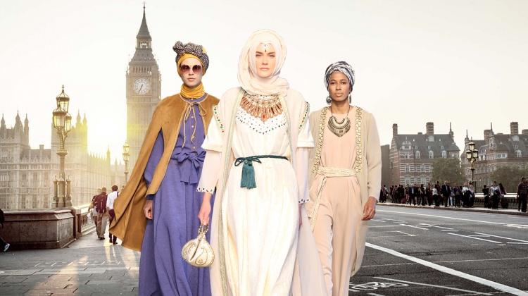 Modanisa Modest Fashion Week, Londra'da…