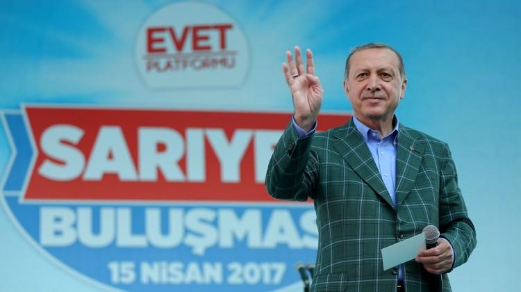 Erdoğan'dan şampiyonlara kutlama!