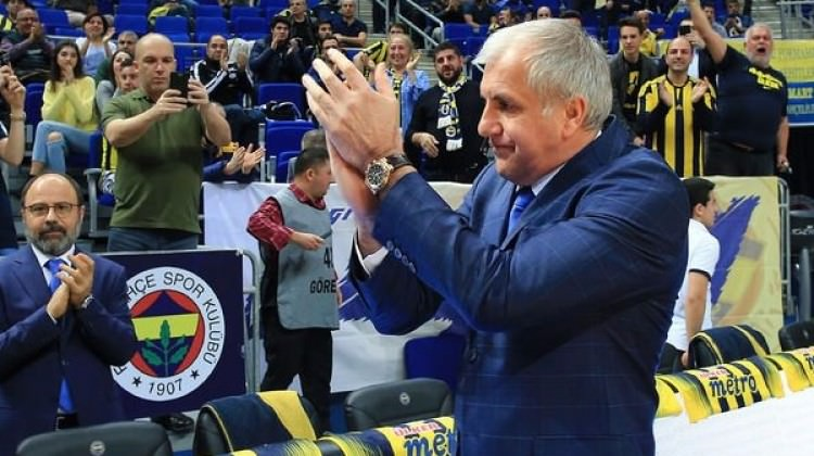 Euroleague'den Zeljko Obradovic'e görev