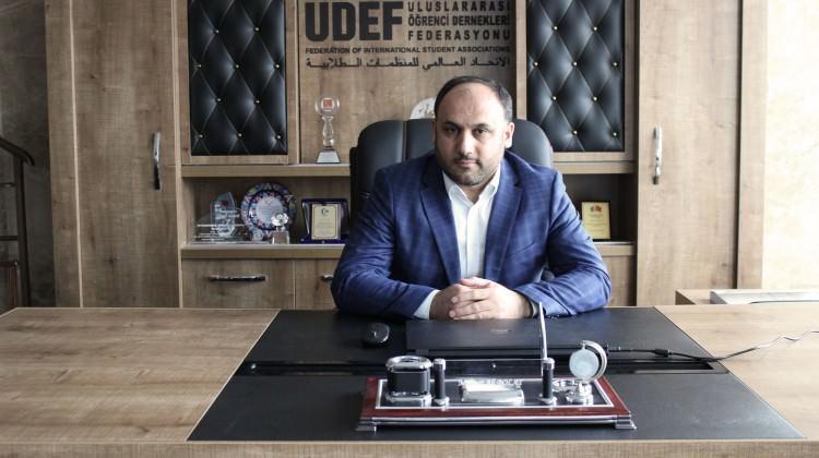 UDEF'den basın açıklaması