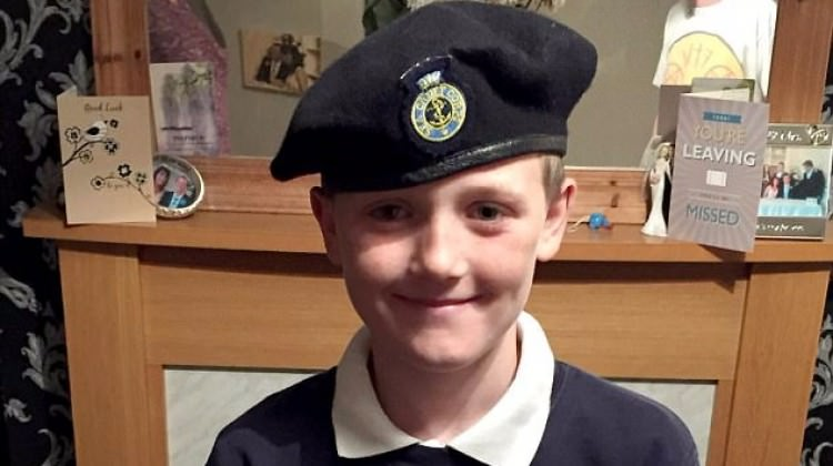 11 yaşındaki Daniel bir daha gülümseyemeyecek!