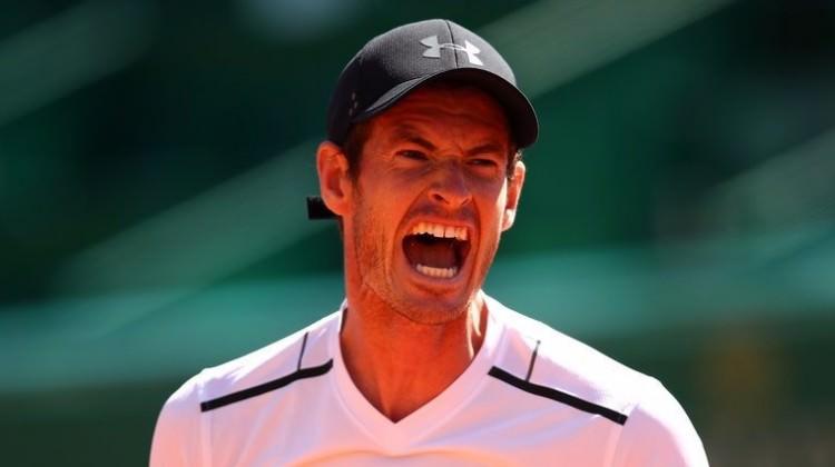 Andy Murray'den erken veda!