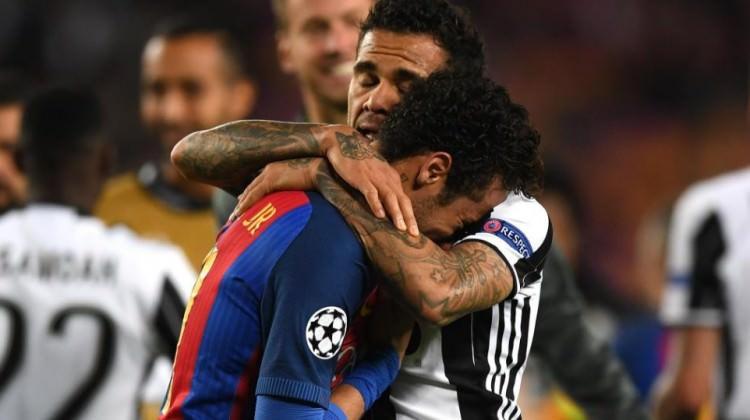 Barcelona-Juventus maçına damga vuran olay
