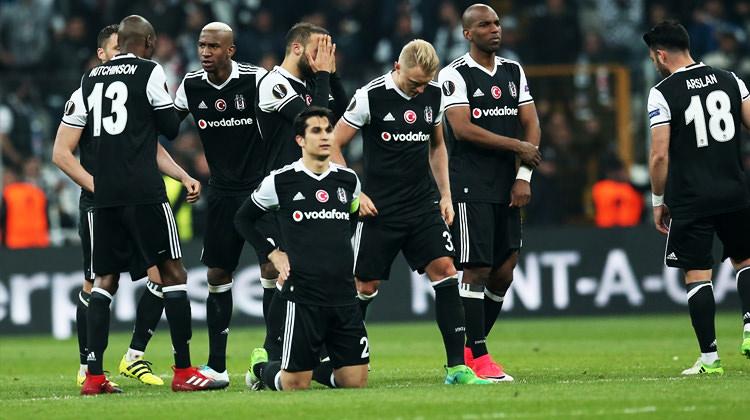 Beşiktaş'a ezeli rakibinden mesaj!