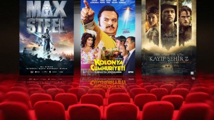 Sinemalarda bu hafta vizyona giren filmler