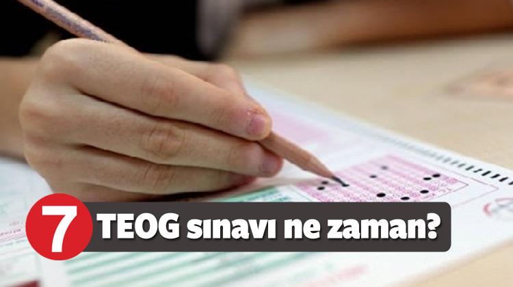 TEOG sınavı ne zaman? TEOG giriş belgesi çıkartma ekranı