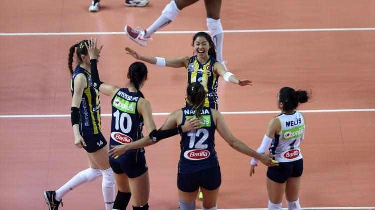 Olaylı derbide kazanan Fenerbahçe!