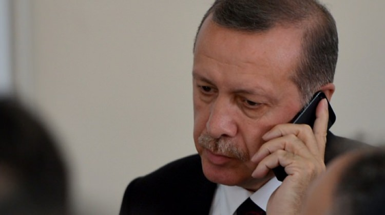 Erdoğan'dan Somali'ye taziye telefonu