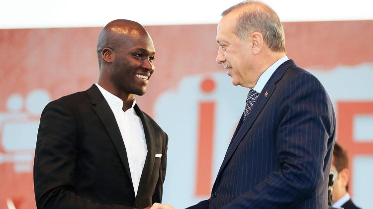 Sow'dan Cumhurbaşkanı Erdoğan paylaşımı