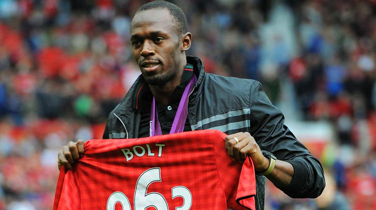 Usain Bolt, Mourinho'ya o ismi önerdi!