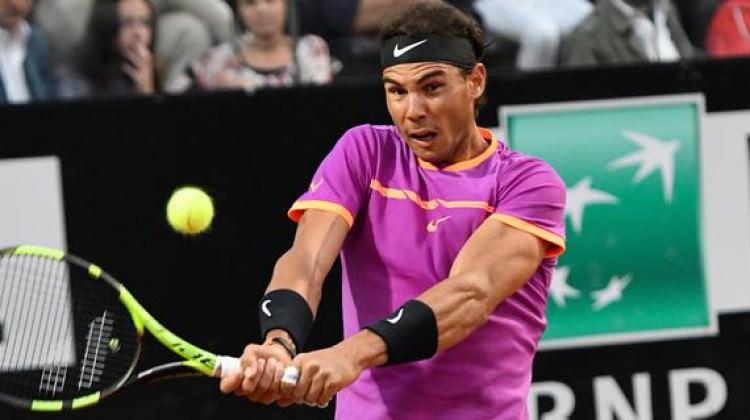 Nadal, Roma Açık'a veda etti!