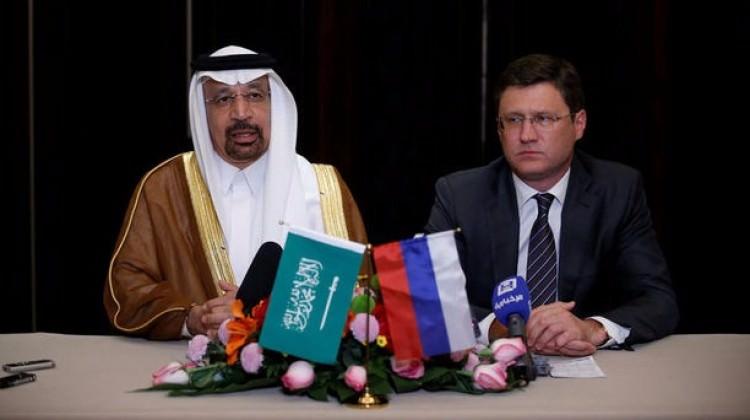 Rusya ve Suudi Arabistan anlaştı, fiyatlar fırladı