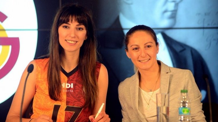 'Galatasaray'a gelmek büyük gurur'