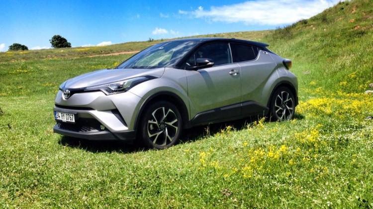 TEST: Toyota CH-R 1.2 Otomatik