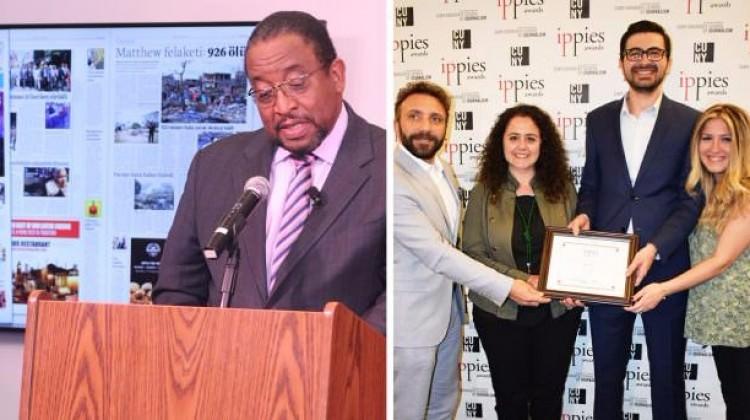Türk gazetesi Forum USA'ya özel ödül