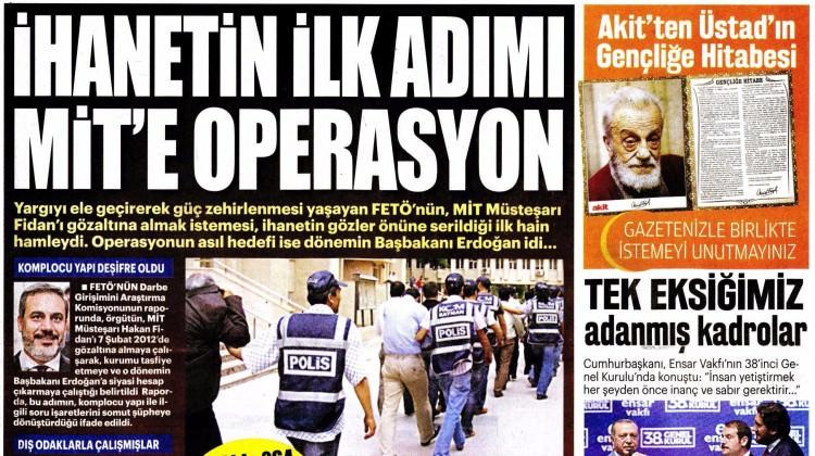 29 Mayıs Pazartesi gazete manşetleri