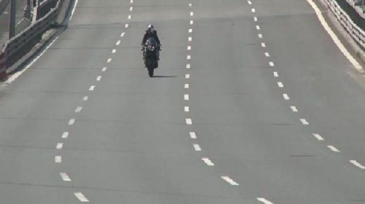 Yavuz Sultan Selim Köprüsü'nde rekor hız!