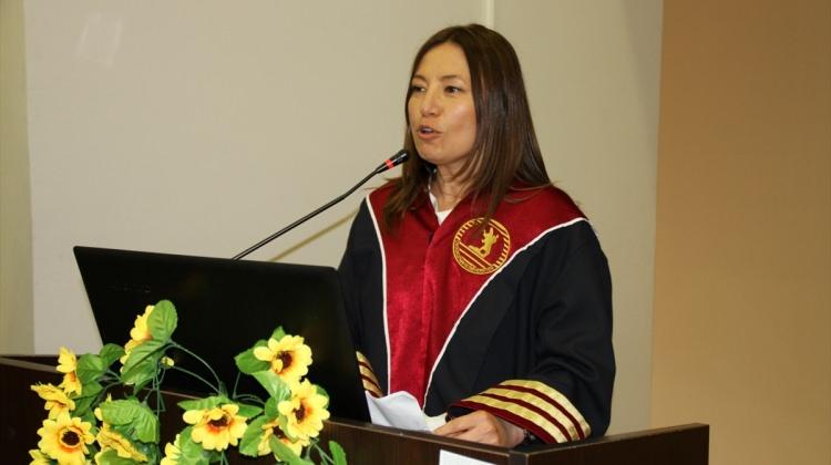 Samsun haberleri OMÜ Turizm Fakültesinde mezuniyet töreni - 09 Haziran 2017