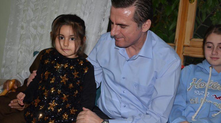 Ankara haberleri 15 Temmuz şehidinin kızına doğum günü - 13 Haziran 2017