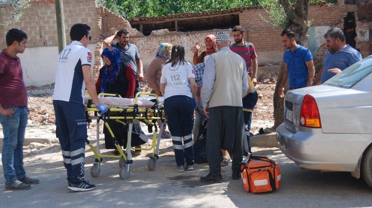 İzmir haberleri İzmir'de üzerine vinç düşen işçi öldü - 14 Haziran 2017