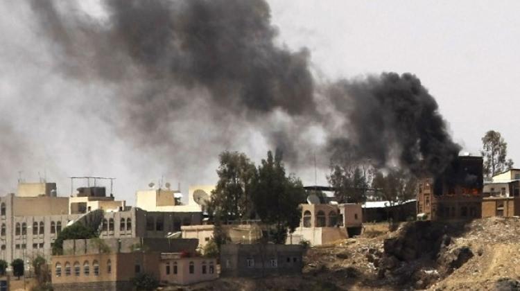 Yemen'de hava saldırısı: 25 ölü