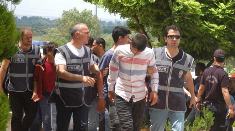 Adana'da terör operasyonu: 6 tutuklama