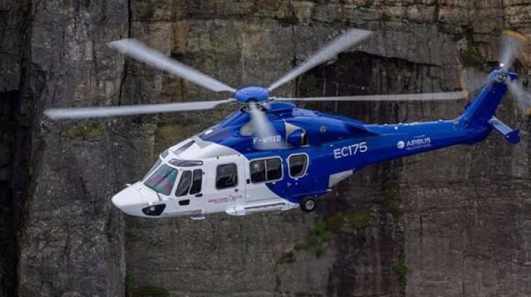 Ağır helikopter desteğine AB onayı