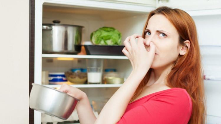 Buzdolabınızdaki kötü kokulardan kolayca kurtulun