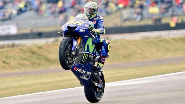 Hollanda'da Valentino Rossi rüzgarı!