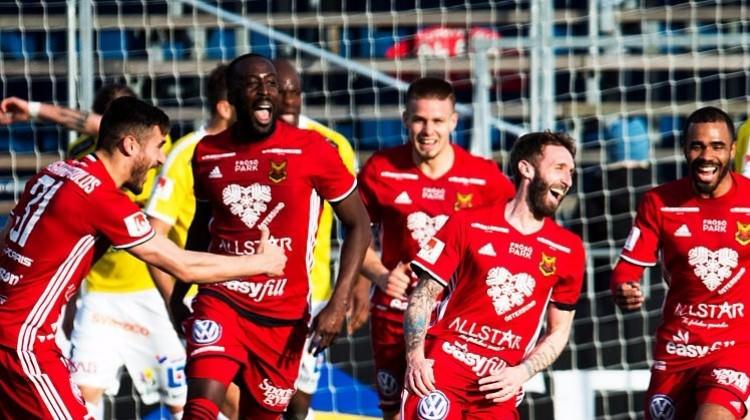 İşte Galatasaray'ın rakibi Östersunds