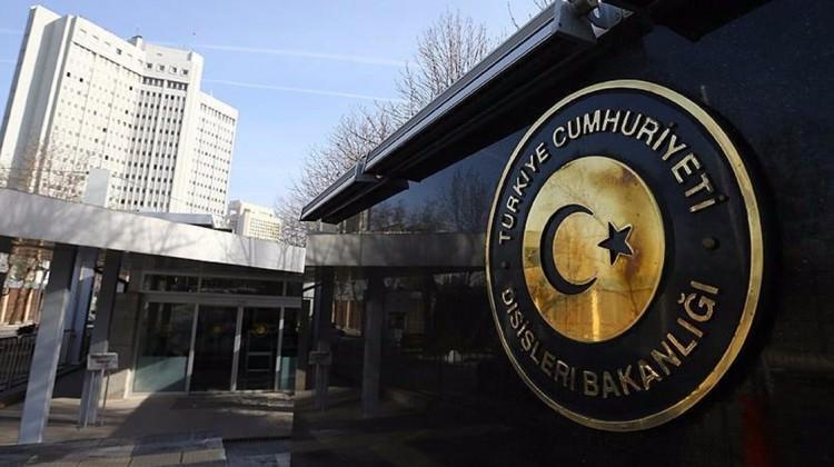 Londra'daki saldırıya Türkiye'den sert tepki